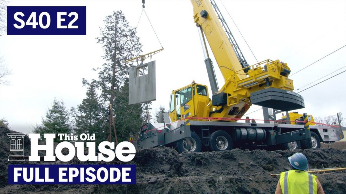 This Old House | Net Zero From the Ground Up (S40 E2) | FULL EPISODE