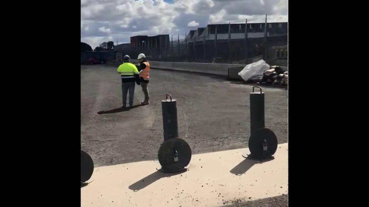 John Holland exposes workers to asbestos on West Gate bridge