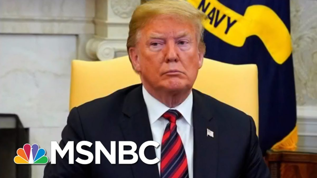 President Donald Trump Loves Asbestos So Much His Face Is Being Used To Sell It | All In | MSNBC